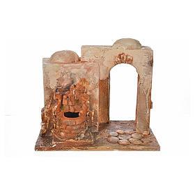 Fontaine électrique crèche Fontanini 12 cm s5