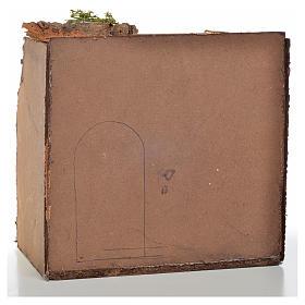 Loja do açougueiro miniatura 20x14x20 cm s4