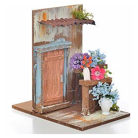 Tienda floristería 9.5x9.5x15 cm. s2