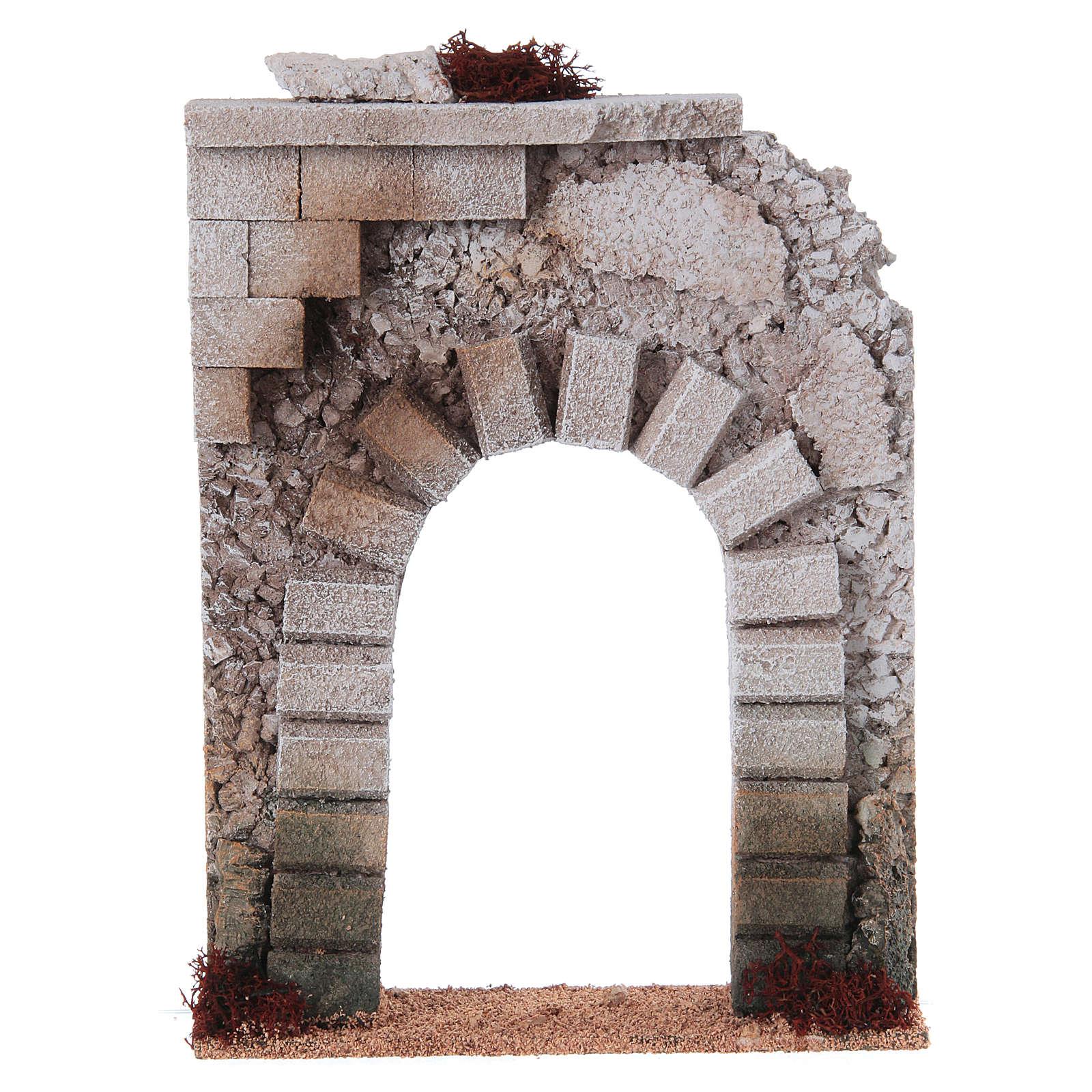 Porta di ingresso città presepe 4