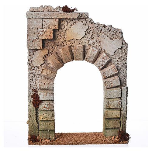 Porta di ingresso città presepe 1
