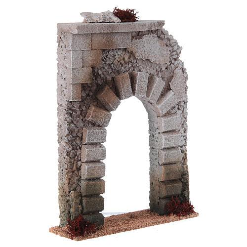 Porta di ingresso città presepe 3