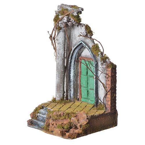 Tempio colonna cm. 20x20x40 2