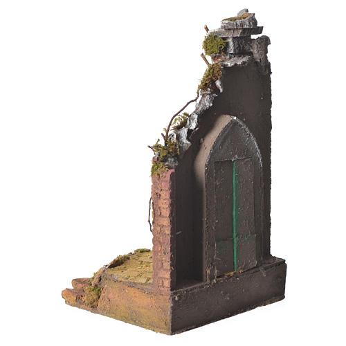 Tempio colonna cm. 20x20x40 3