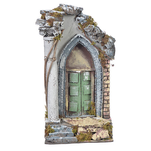 Temple for nativities, 30x15x12cm 1