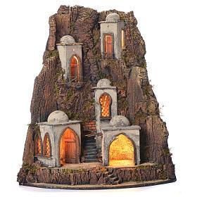 Borgo presepe 700 stile arabo 65x45x50 s1