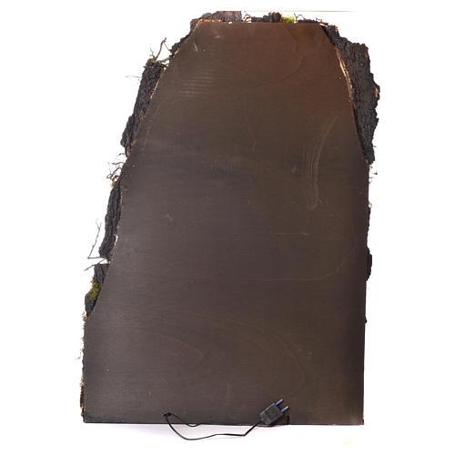 Aldea para belén napolitano estilo '700 85x60x64 cm 4