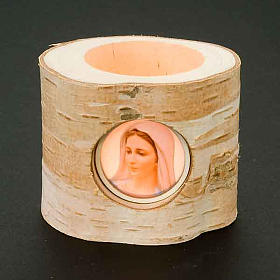 Madonna Christmas Trunk Candle Holder s3