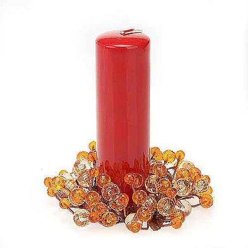 Berries and glitter garland 2