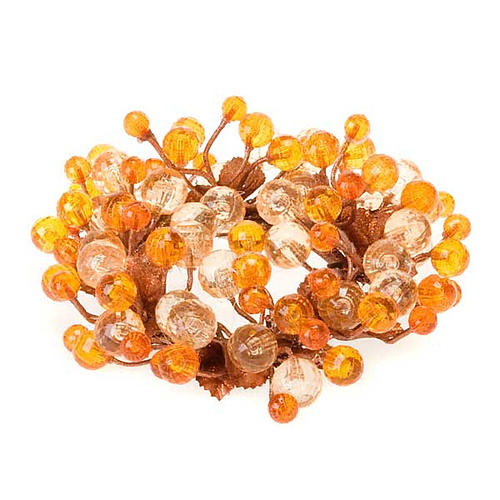 Berries and glitter garland 4