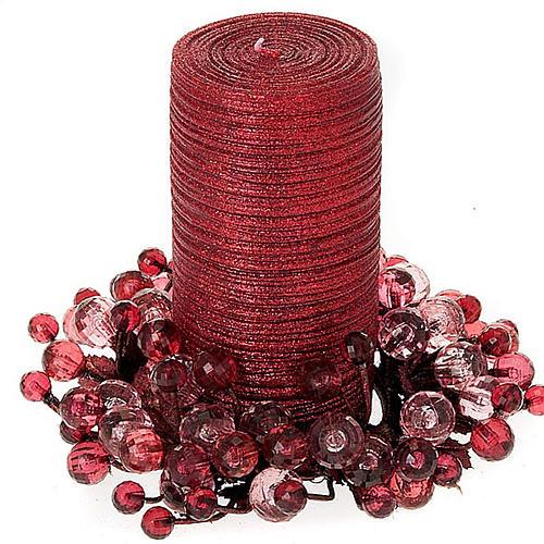 Berries and glitter garland 5