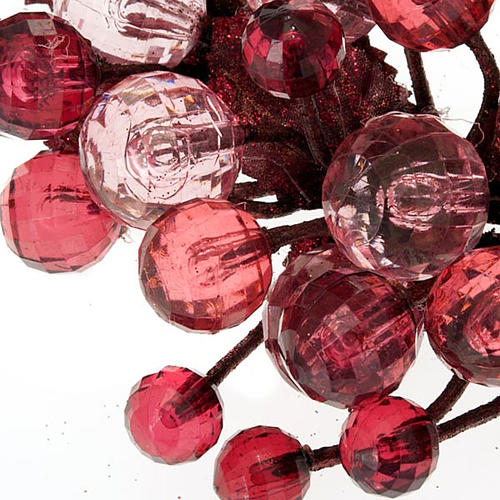 Berries and glitter garland 6