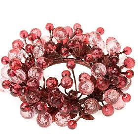 Berries and glitter garland s3