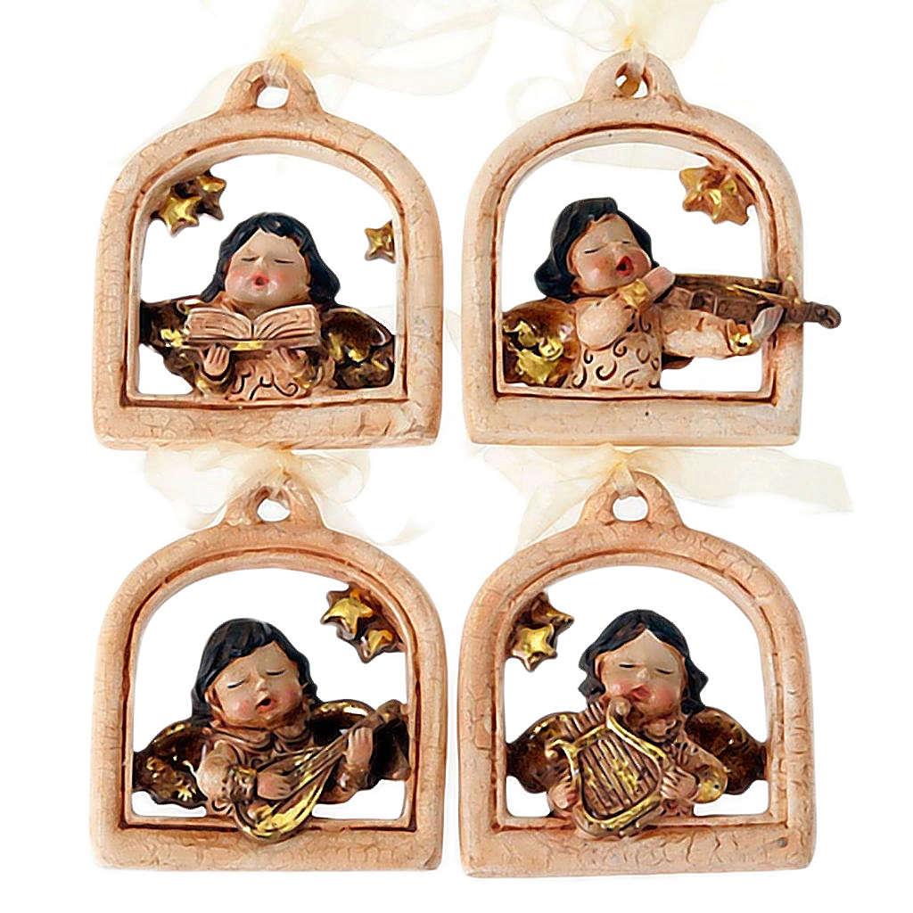 Ángel decoración navideña 4
