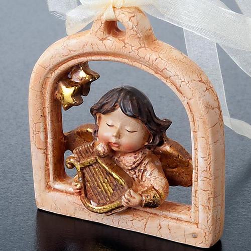 Ángel decoración navideña 3