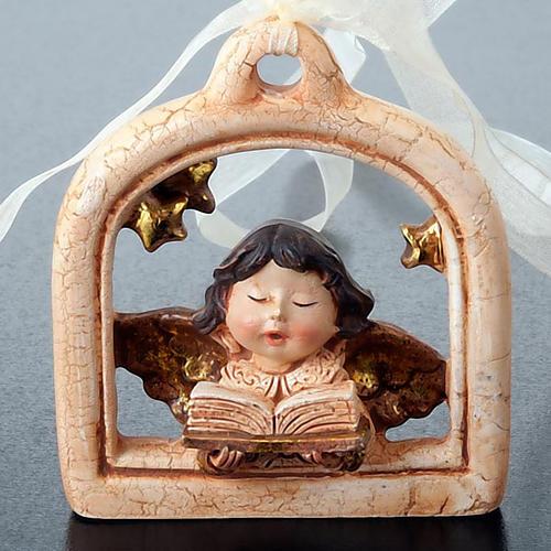 Ángel decoración navideña 5