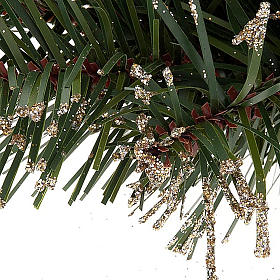 Christmas decoration artificial pine garland s3