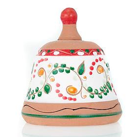 Nativity set, nativity clay bell s2