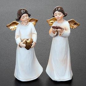 Statuettes anges 4 pièces s3
