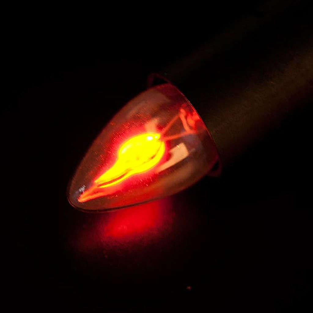 Luce effetto fuoco presepe 4