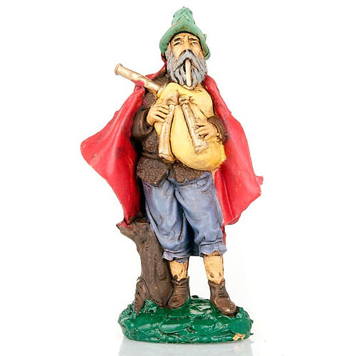 Zampognaro statua presepe fai da te | vendita online su HOLYART