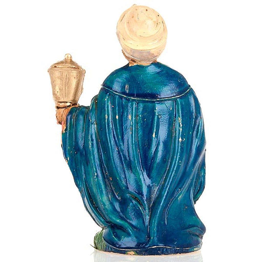 Nativity scene, creole wise man figurine 10 cm 3
