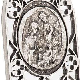Sainte Famille petit carreau décoré s5