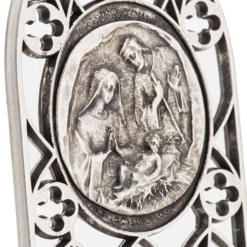 Sainte Famille petit carreau décoré 5