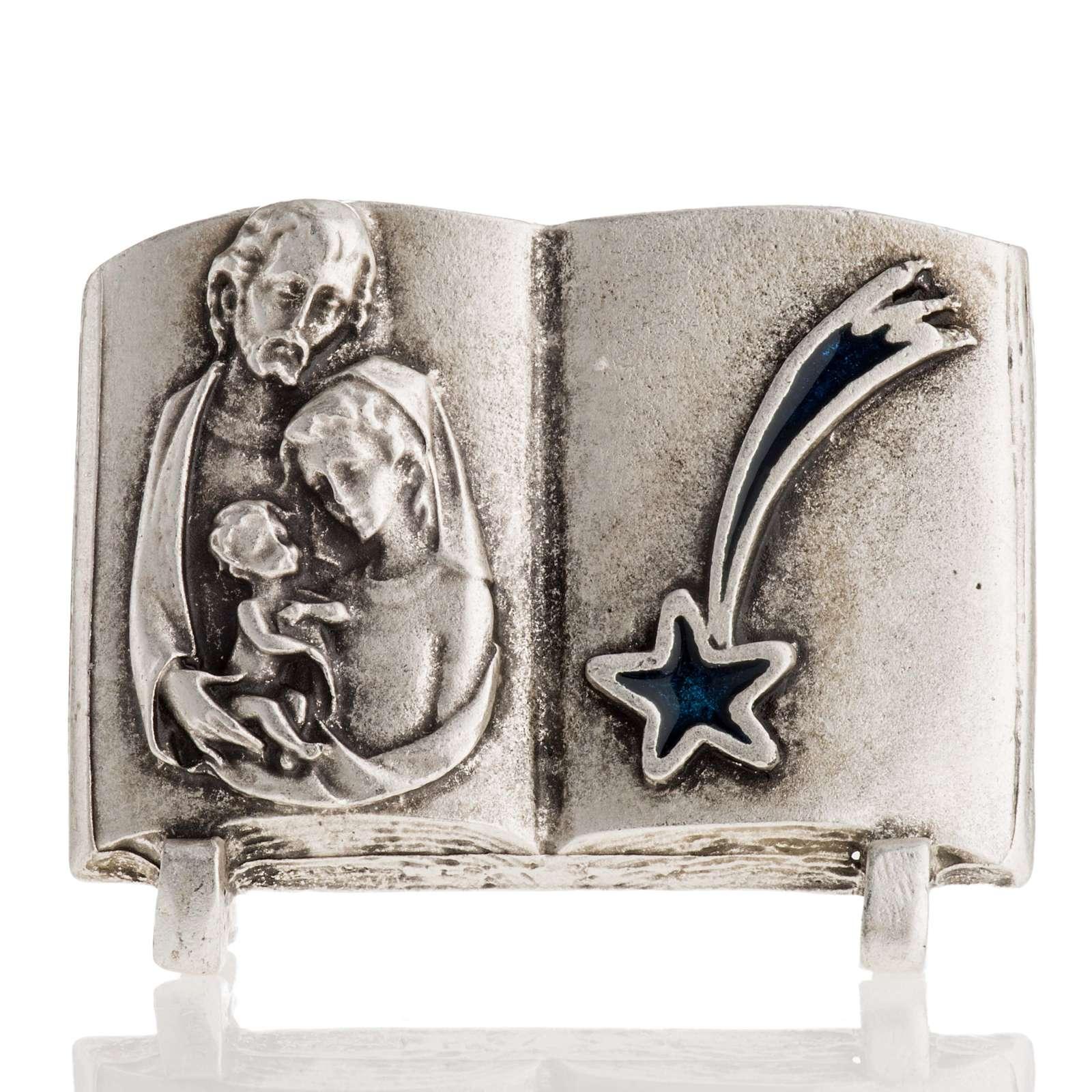 Mini livre Sainte Famille 7x5 cm 3