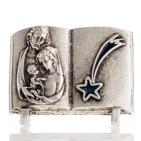 Mini livre Sainte Famille 7x5 cm s1