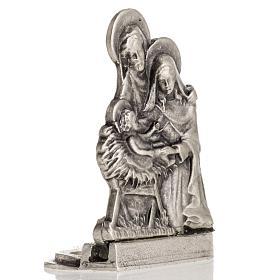 Silhueta Sagrada Família 5,5x3 cm s2