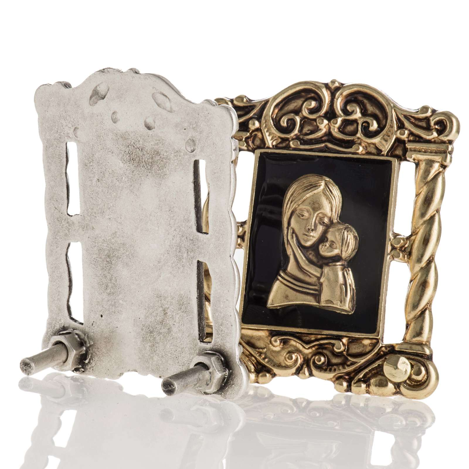 Picture of Mary and Baby Jesus 6x5cm 3