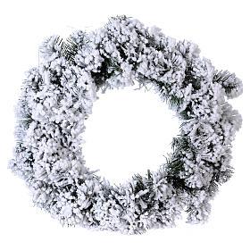 Enfeites de Natal para a Casa: Coroa Advento diâm. 50 cm