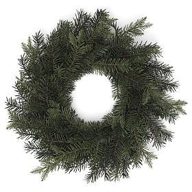 Simple Advent wreath diam. 50 cm s1