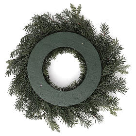 Simple Advent wreath diam. 50 cm s3