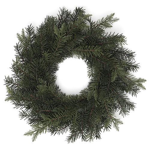 Simple Advent wreath diam. 50 cm 1