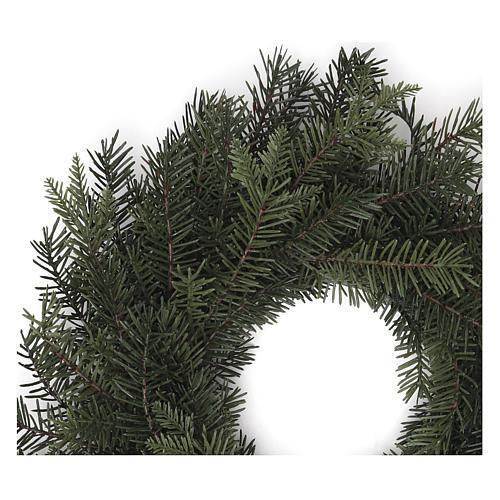 Simple Advent wreath diam. 50 cm 2