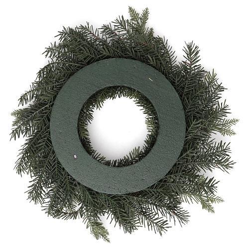 Simple Advent wreath diam. 50 cm 3
