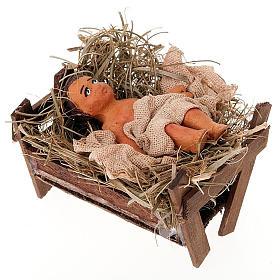 Nativity scene set, 10 cm tall s3