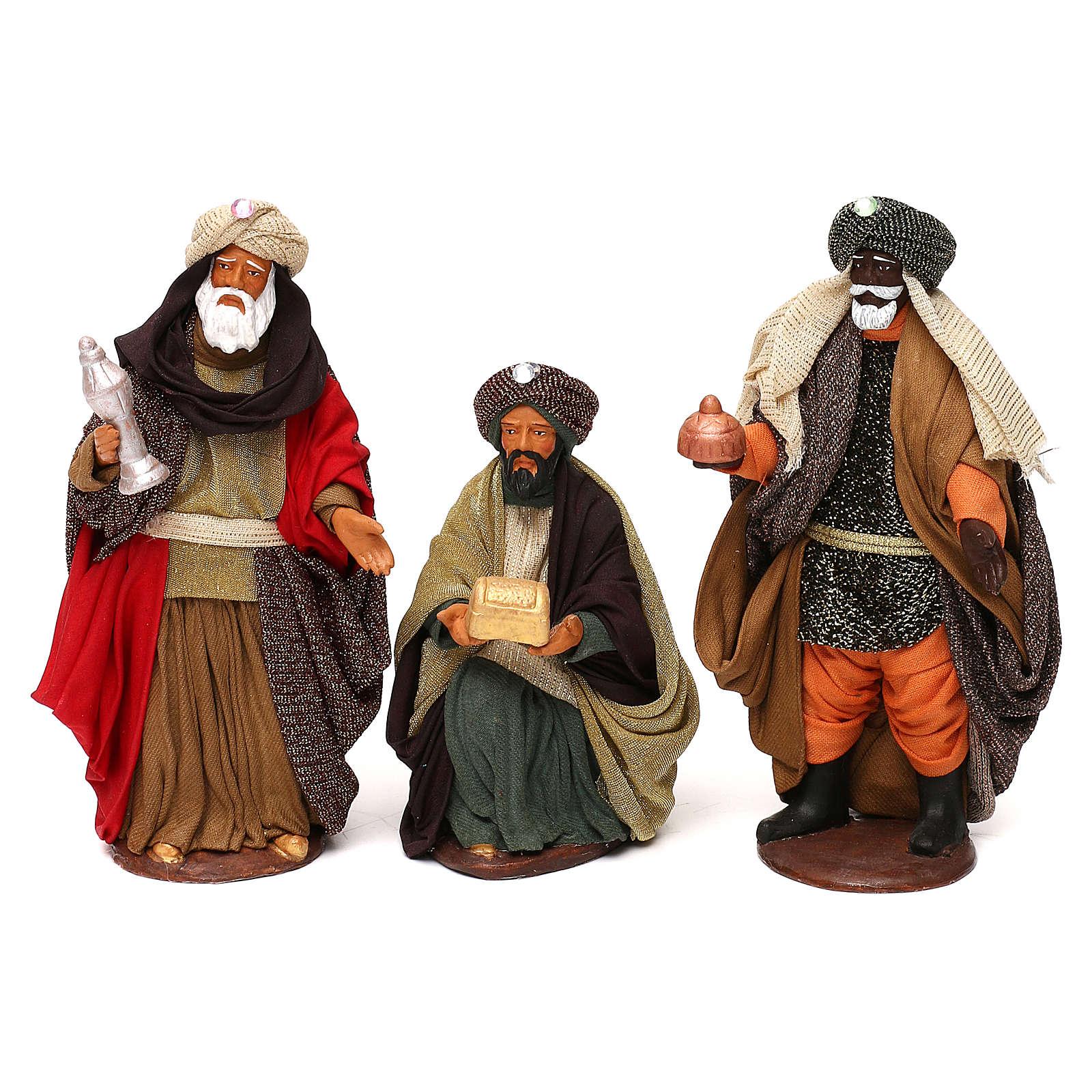 Reyes Magos 14 cm 4