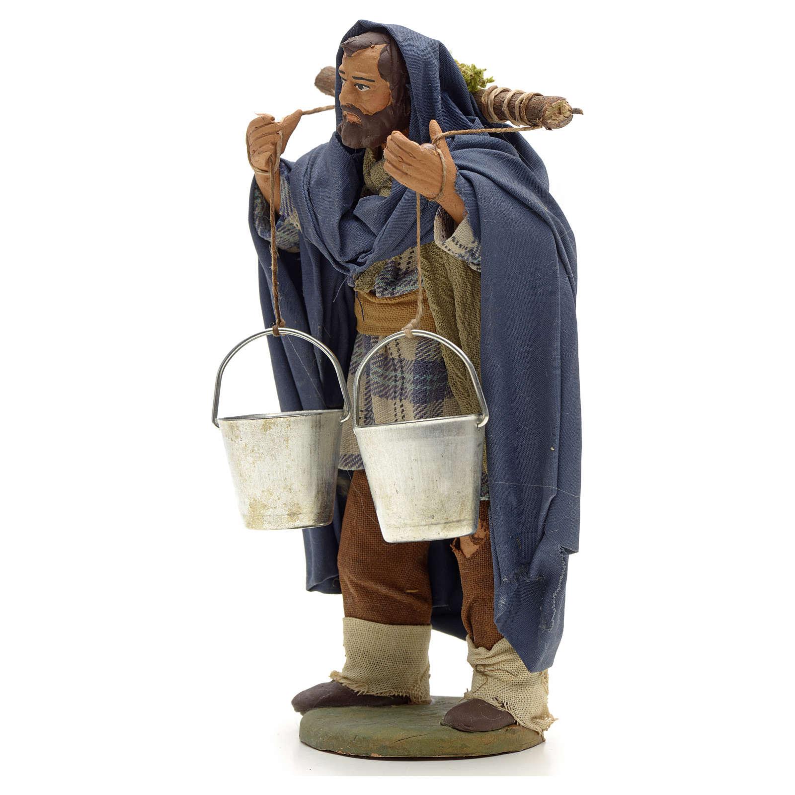 Hombre que trae agua 14 cm 4