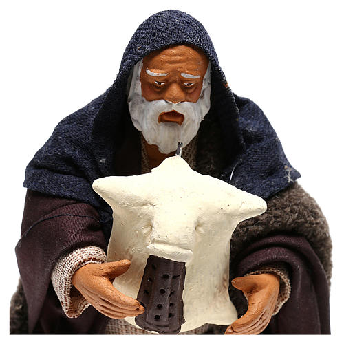 Nativity set accessory piper 14 cm figurine 7