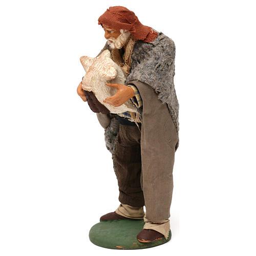 Nativity set accessory piper 14 cm figurine 3