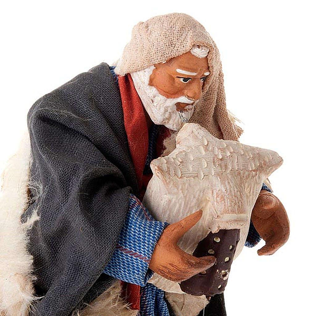Nativity set accessory piper 14 cm figurine 4