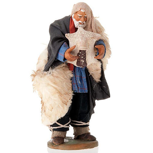 Nativity set accessory piper 14 cm figurine 1