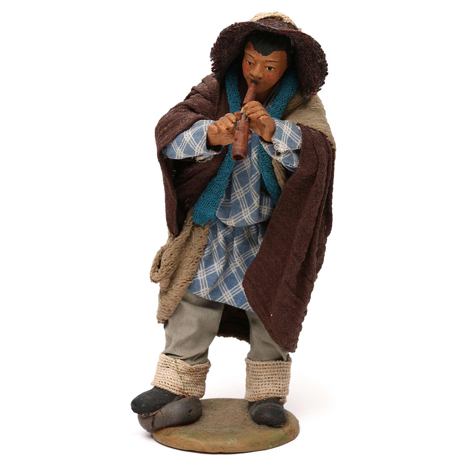 Nativity set accessory fifer 14 cm figurine 4
