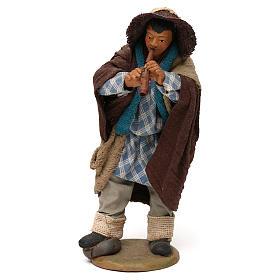 Nativity set accessory fifer 14 cm figurine s6