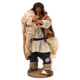 Nativity set accessory fifer 14 cm figurine s7