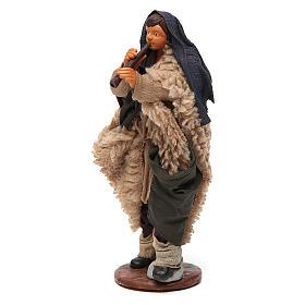 Nativity set accessory fifer 14 cm figurine s3