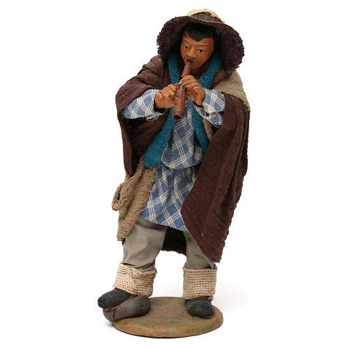 Nativity set accessory fifer 14 cm figurine 6